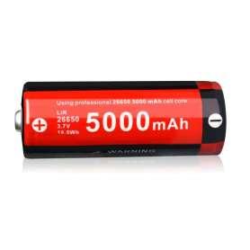 Batterie Rechargeable 26650 3,7V 5000mAh Klarus