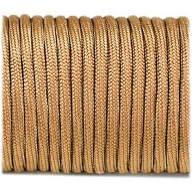 EDCX Paracord 550 Type III Coyote Brown 30m