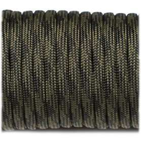 EDCX Paracord 550 Type III Black Forest 30m