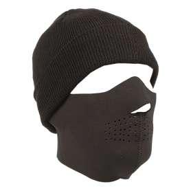 Masque de protection Néoprène Noir Mil-Tec