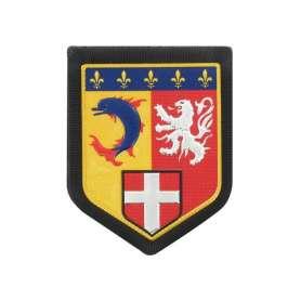 Écusson de Région Rhône Alpes Brodé