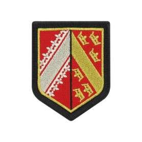 Écusson de Région Alsace Brodé