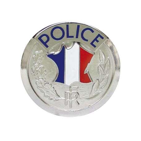 Médaille Police Nationale pour porte-carte Patrol Equipement