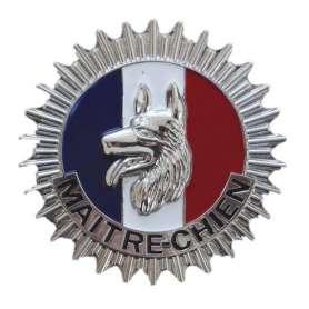 Médaille Maître-Chien pour porte-carte Patrol Equipement