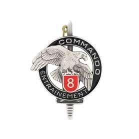 Insigne Brevet Commando CEC 8 GS 31