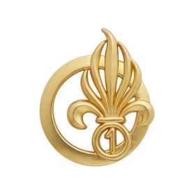 Insigne de Béret 1 RE Légion Étrangère