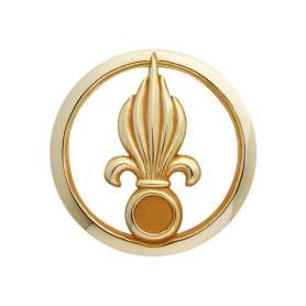 Insigne de Béret Légion Étrangère Ancien Modèle