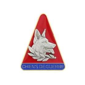 Insigne Brevet Maître-Chien Armée de Terre