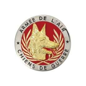 Insigne Brevet Maître-Chien Armée de l'Air