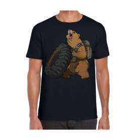 T-Shirt Grizzly Fitness Noir 5.11 Tactical (non contractuelle)
