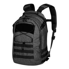 EDC Backpack Nylon 21L Mélange Noir-Gris (non contractuelle)