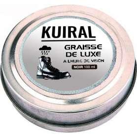Graisse de luxe 100ml noir Kuiral (non contractuelle)