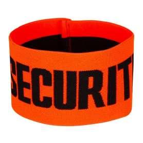 Brassard Sécurité Élastique Orange VVS (non contractuelle)