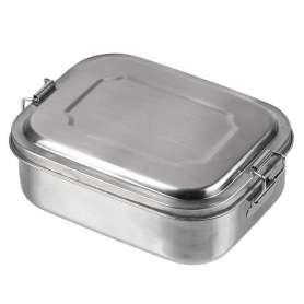 Lunchbox Acier Inoxydable 700ml Mil-Tec (non contractuelle)