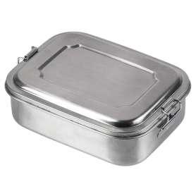 Lunchbox Acier Inoxydable 1200ml Mil-Tec (non contractuelle)