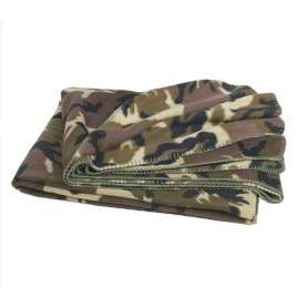 Couverture Polaire Woodland Mil-Tec (non contractuelle)