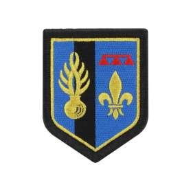 Ecusson légion brodé 6ème LGM