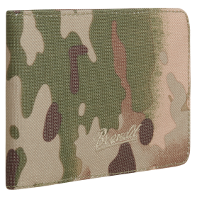 Portefeuille Wallet Four Tactical Camo Brandit
