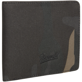 Portefeuille Wallet Four Dark Camo Brandit
