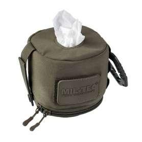 Molle Tissue Case Olive Mil-Tec