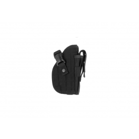 Belt Holster Noir Droitier Invader Gear