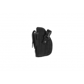 Belt Holster Noir Gaucher Invader Gear