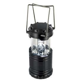 7 LED COLLAPSIBLE LANTERN GREY