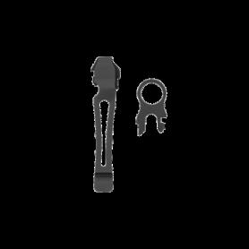 Oeillet + Clip de poches Amovibles Noires Leatherman 934855