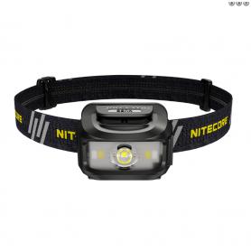 Lampe Frontale Nitecore NU35 460 lumens Noir