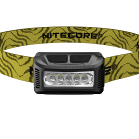 Lampe Frontale Nitecore NU10 160 lumens Noir