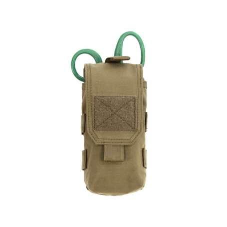 Pochette IFAK Coyote Tan Warrior Assault System (Accessoires vendus séparément)
