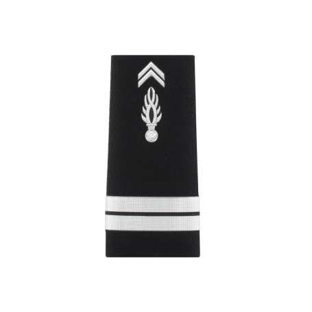 Fourreaux Gendarmerie Départementale Lieutenant Rigide Homme