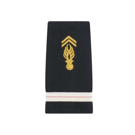 Fourreaux Gendarmerie Mobile Adjudant Souple Homme