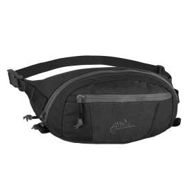 Bandicoot Waist Pack Noir / Shadow Grey Helkion-Tex