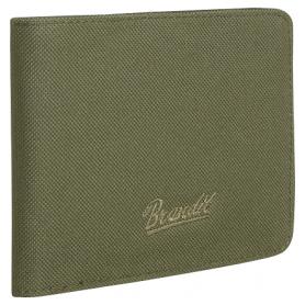 Portefeuille Wallet Four Olive Brandit 8066/1