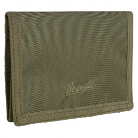 Portefeuille Wallet Three Olive Brandit 8065