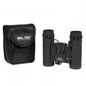 Jumelles Pliables 8x21 Noire Mil-Tec