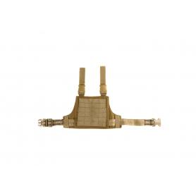 Plateforme Cuisse Mk.II Coyote Invader Gear