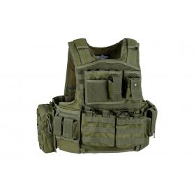 Gilet Mod Carrier Combo Vert OD Invader Gear