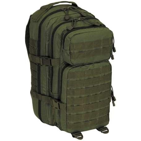 Sac à dos US Assault Pack I Olive MFH