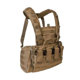 Chest Rig MKII Coyote Brown Tasmanian Tiger 7616-346