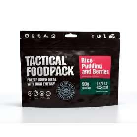 Riz au Lait aux Baies Tactical Foodpack