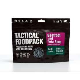 Soupe à la Betterave et à la Feta Tactical Foodpack