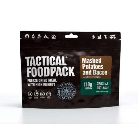 Purée de Pommes de terre et Bacon Tactical Foodpack