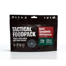 Spaghetti à la Bolognaise Tactical Foodpack