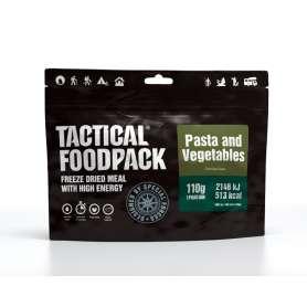 Pâtes et Légumes Tactical Foodpack