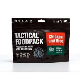 Poulet et Riz Tactical Foodpack