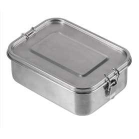 Lunchbox Plus Acier Inoxydable 1,2L Mil-Tec