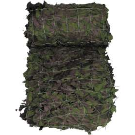 Filet Camouflage Britannique 9x9 m DPM État Neuf