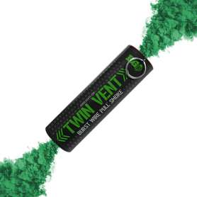 Fumigène Twin Vent à Goupille Vert Enola Gaye
